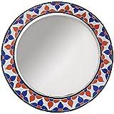 Vinayak Arts Wall Mirror Frame For Wall Decor (1.5×1.5) - B0789L799B