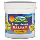 Alwag Ringelblumen Balsam Cremig - 250 ml Intensiv-Creme für empfindliche Haut - dermatologisch getestet - 2er Set