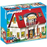 playmobil maison jeux de construction jeux et jouets. Black Bedroom Furniture Sets. Home Design Ideas