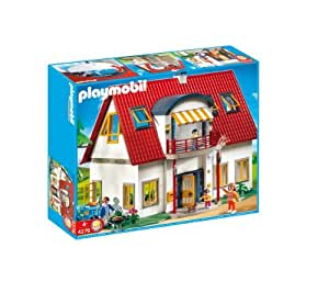 Playmobil 4279 jeu de construction villa moderne jeux et jo - Jeux de construction de villa ...