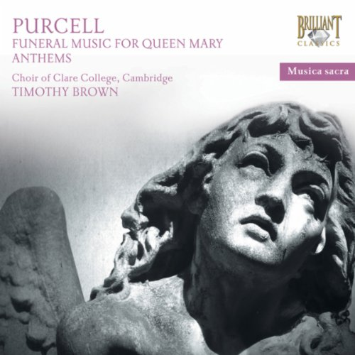 Music for the Funeral of Queen Mary, Z. 860: Funeral March I