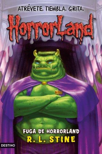 Fuga de Horrorland: Horrorland 11