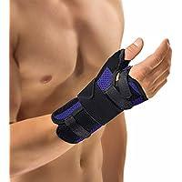 Bort SellaTex® Classic Handgelenk Daumen Orthese Schiene Handgelenk Mittelhand, Rechts, XL preisvergleich bei billige-tabletten.eu