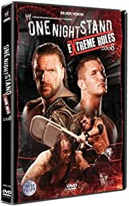 Wwe - one night stand - extrême rules 2008 [FR Import]