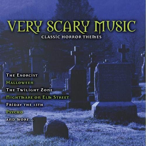 Very Scary Music-Classic Horro