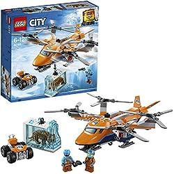 LEGO City - Ártico: Transporte aéreo (60193)