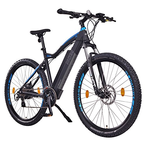 ncm moscow 29 zoll e mtb mountainbike e bike 48v 250w. Black Bedroom Furniture Sets. Home Design Ideas