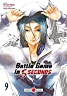 Battle Game in 5 Seconds, tome 9 par Harawata