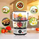 Food Steamers Review and Comparison