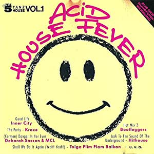 Kym mazelle useless rififi dr acid and mr house for Acid house tracks