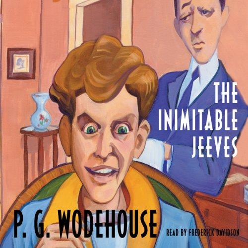 The Inimitable Jeeves  Audiolibri