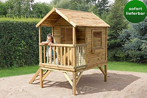 Preisvergleich Produktbild Kinderspielhaus 2A - Abmessungen: 180 x 120 cm