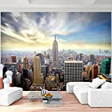 Vlies Fototapete 'New York' 352x250 cm - 9005011a RUNA Top