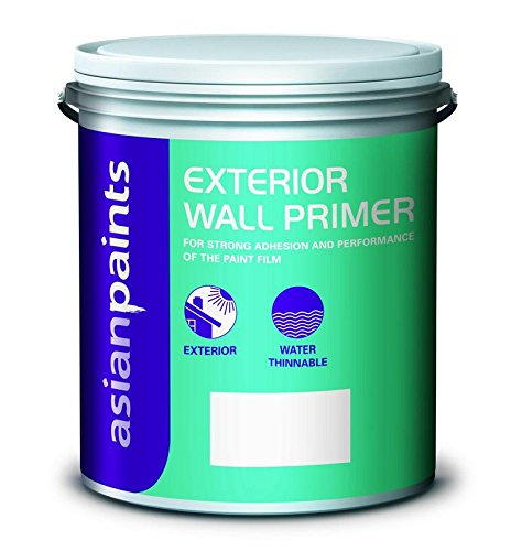 ASIAN PAINT PRIMER WATER THINNABLE IN WHITE COLOUR 1 LTR