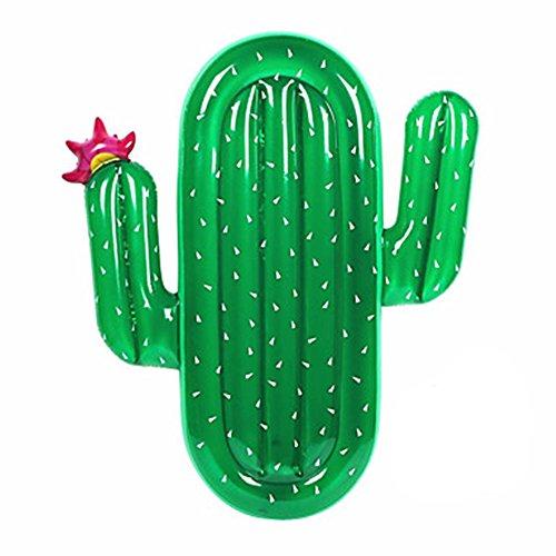 Ns inflatables kaktus ponton schwimmende reihe erwachsenen schwimmspielzeuge