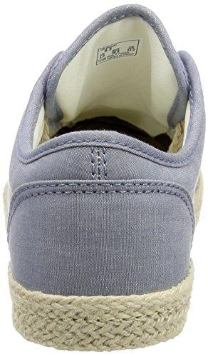 Vans Atwood Low, Sneakers Basses femme Bleu (Espadrille/Blue/Natural)