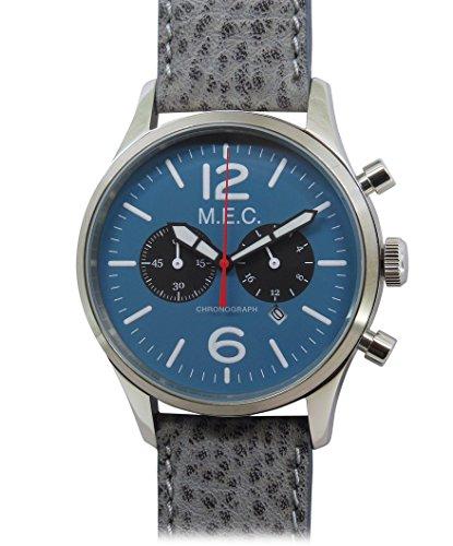 Armbanduhr Herren Militär Vintage Chronograph