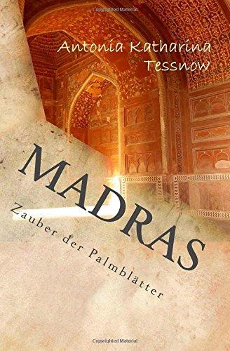 Madras: Zauber der Palmblätter Black Madras