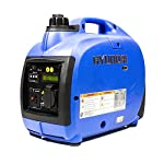 Hyundai HY1000SI 1000 W Portable 4-Stroke Petrol Generator / Inverter Easy Start 4