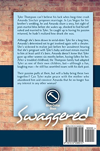 Swaggered (Blue Collar Boys series, Bk 3): Volume 3