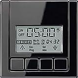 Jung LS5201DTSTSW Zeitschaltuhr Display Standard