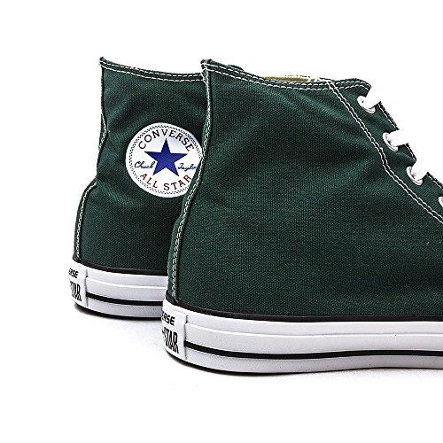Converse - Converse Hi 149513C Gloom Green Chuck Taylor All Star HI Schuhe Chucks Schuhe Herren Damen Grün Gloom Green