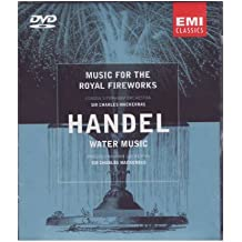 Haendel : Feux d'atifice, Water music