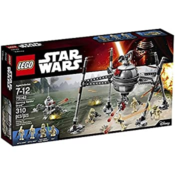 LEGO Star Wars Homing Spider Droid (75142): Amazon.co.uk: Toys & Games