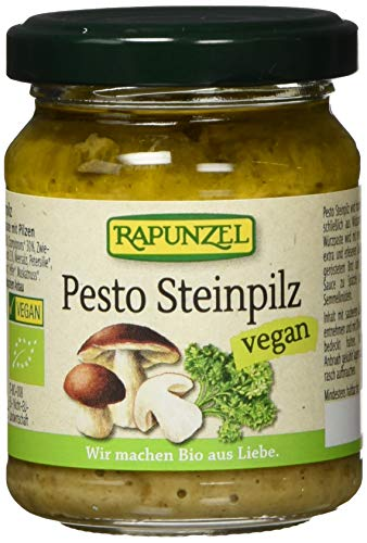 Rapunzel Pesto Steinpilz, vegan, 6er Pack (6 x 120 g)