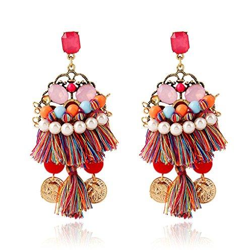 carnival-fiery-saturday-boucles-doreilles-bresilien-balle-frange-colore-anazoz-bijoux-formidable