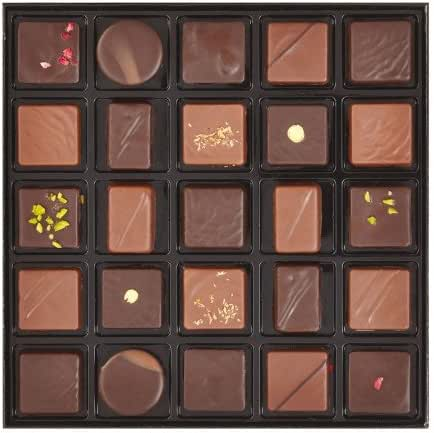 Fauchon - Ecrin de 25 chocolats fins