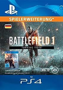 Battlefield 1 - Turning Tides DLC   PS4 Download Code - deutsches Konto