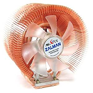 Zalman Cnps9500a Led Heatsink And Fan Amazon Co Uk
