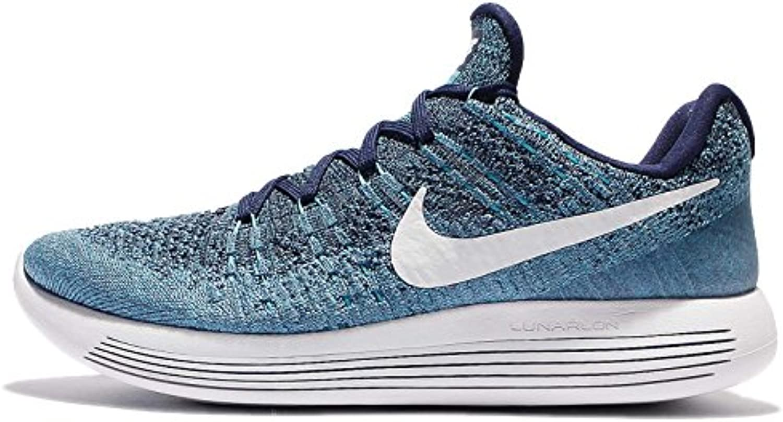 Nike Lunarepic Flyknit bajo, 2 Zapatillas de Running
