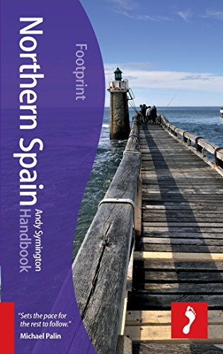 Northern Spain Footprint Handbook by Andy Symington (10-Apr-2014) Hardcover