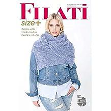 FILATI Size + Otoño/Invierno 2016/17–Punto Revista para mujeres más fuerte
