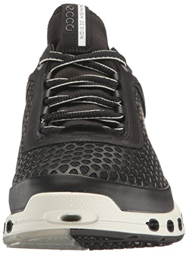 Ecco Herren Cool 2.0 Low-Top Schwarz (51052black/black)