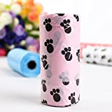 Healthy Clubs Hundekotbeutel, 5Rollen/100Beutel - 7