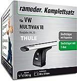 Rameder Komplettsatz, Dachträger WingBar EVO für VW MULTIVAN T6 (124909-14349-2)