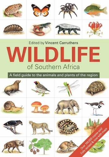 The wildlife of South Africa: A field guide to the animals and plants of the region por Vincent Carruthers