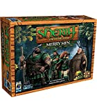 Arcane Wonders AWGDTE01SNX1 Sheriff of Nottingham Merry Men Expansion Game