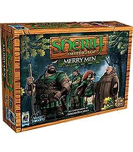 Sheriff of Nottingham Merry Men - English