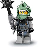 Lego 71019 Minifiguren Ninjago Movie Shark Army Angler