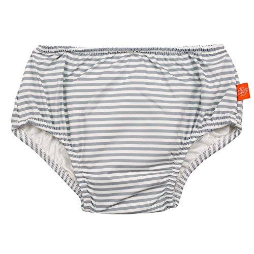 LÄSSIG Baby Schwimmwindel Badewindel wiederverwendbar waschbar Auslaufschutz Junge Mädchen UV-Schutz 50+/Splash & Fun Baby Swim Diaper, Submarine, 24 Monate, mehrfarbig