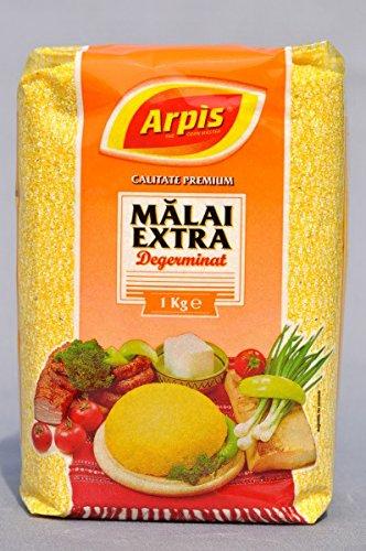 Maisgrieß - 3 Packungen je 1 kg