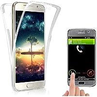 Coque Gel 360 Protection INTEGRAL transparent housse Samsung Galaxy J3 2016