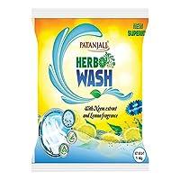 Patanjali Herbo Wash Detergent Powder, 1kg
