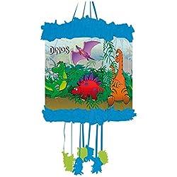 Verbetena - Piñata viñeta Dinos, 20x30 cm, (012600100)