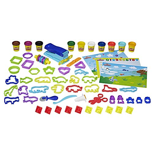 Play-Doh Pâte à Modeler Back to School Bundle, E2544