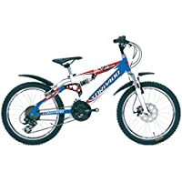 Torpado bici junior mtb full cobra 20